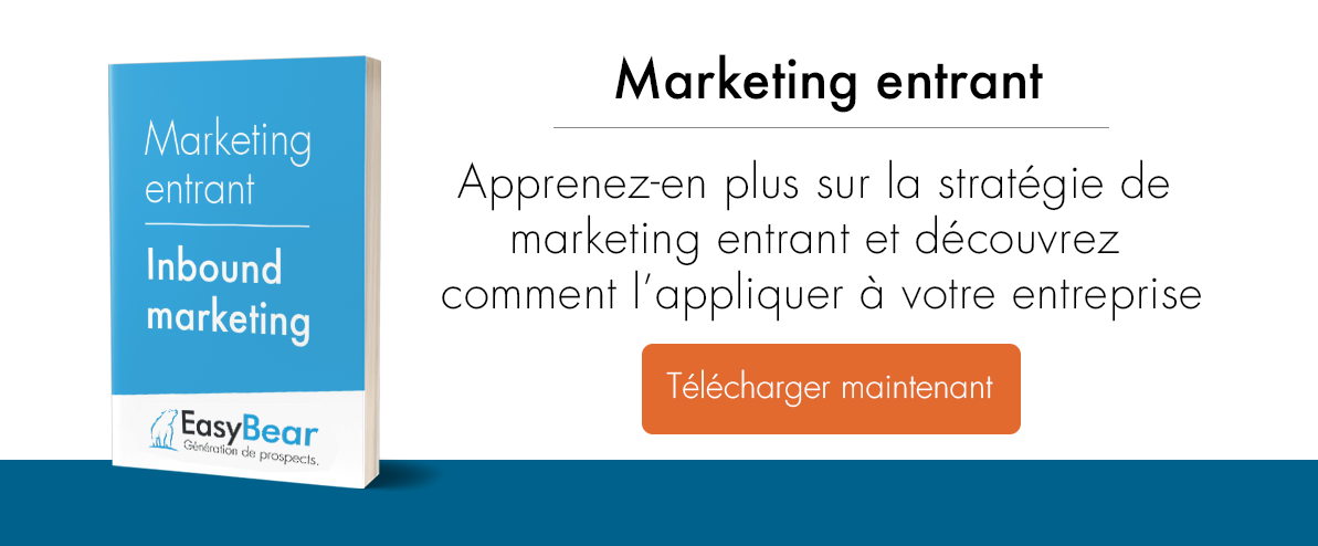ebook sur l'inbound marketing