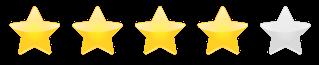 4 étoiles : recommandé
