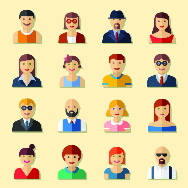 profils utilisateurs facebook