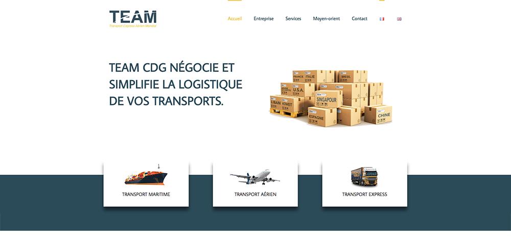 site Team CDG